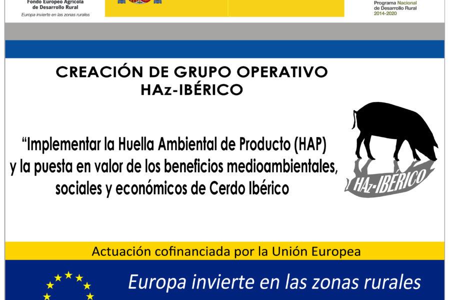 Nace HAz-IBÉRICO, un Grupo Operativo supra-autonómico para la implementación de la Huella Ambiental de Producto (HAP)