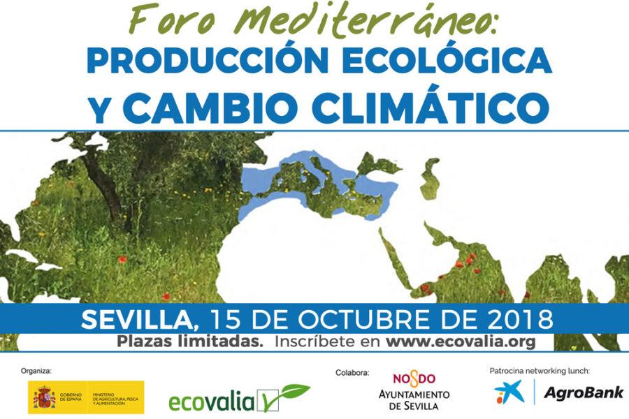 """Tepro participa en el Foro Mediterráneo """"Producción Ecológica y Cambio Climático"""""""