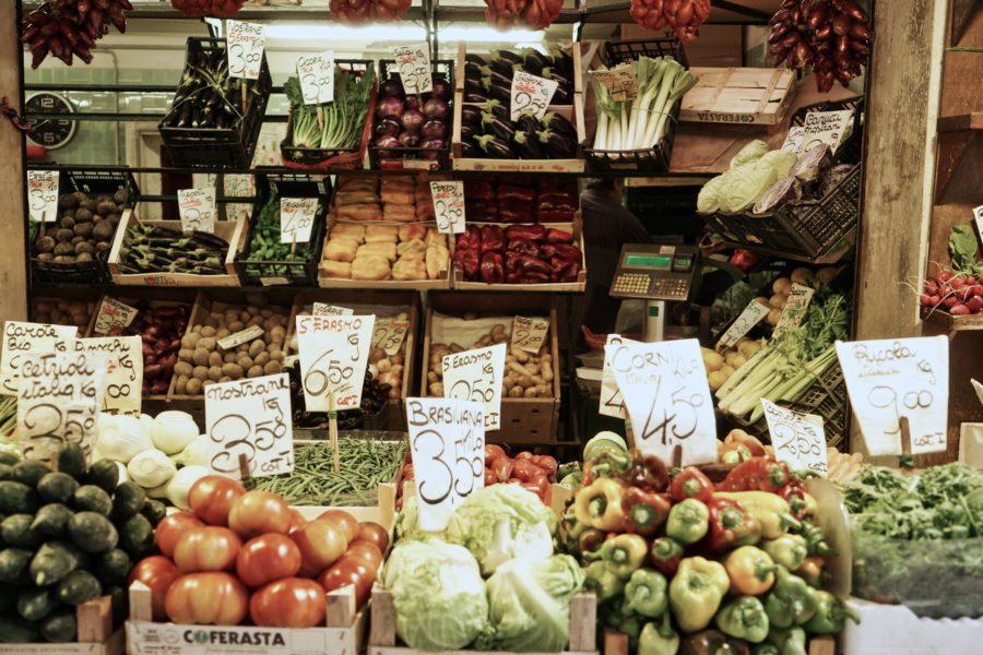 Se cuadruplican los precios de los alimentos entre el origen y el destino en octubre