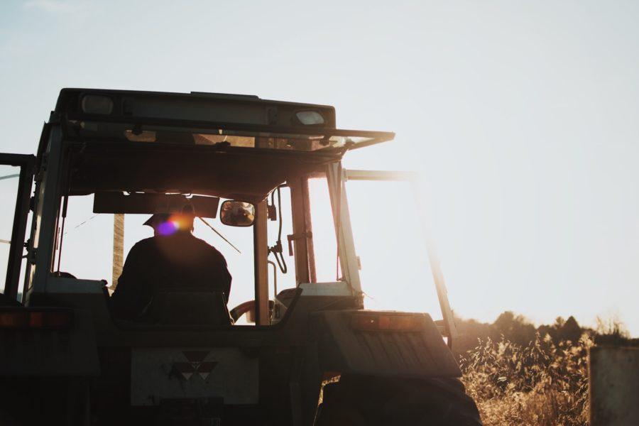 2018 termina con una reducción del paro en el sector agrícola