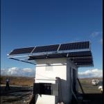 Instalación Fotovoltaica Para Suministro Eléctrico de Sistema de Telecontrol de Impulsión de Agua Para Abastecimiento de Planta Termosolar